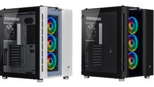 Corsair Crystal 680X RGB: todo el espacio que necesites, cristal templado y 3 ventiladores RGB