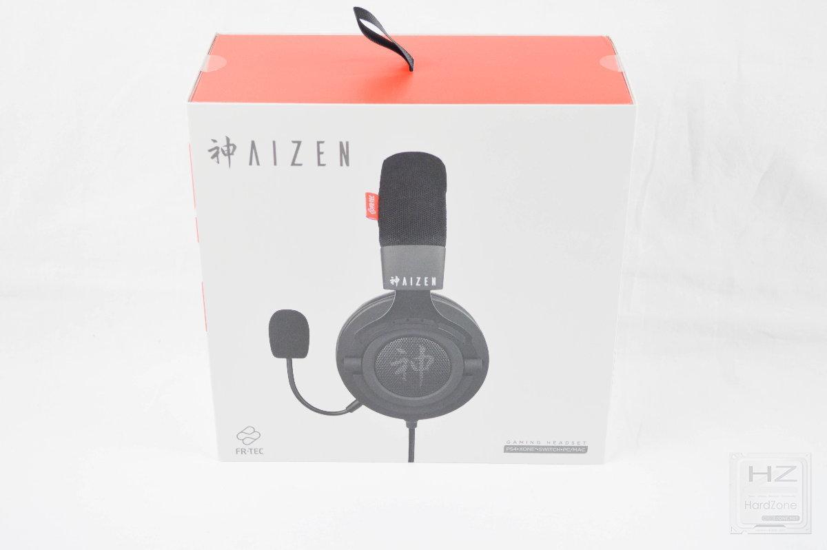 FR-TEC AIZEN - Review 1