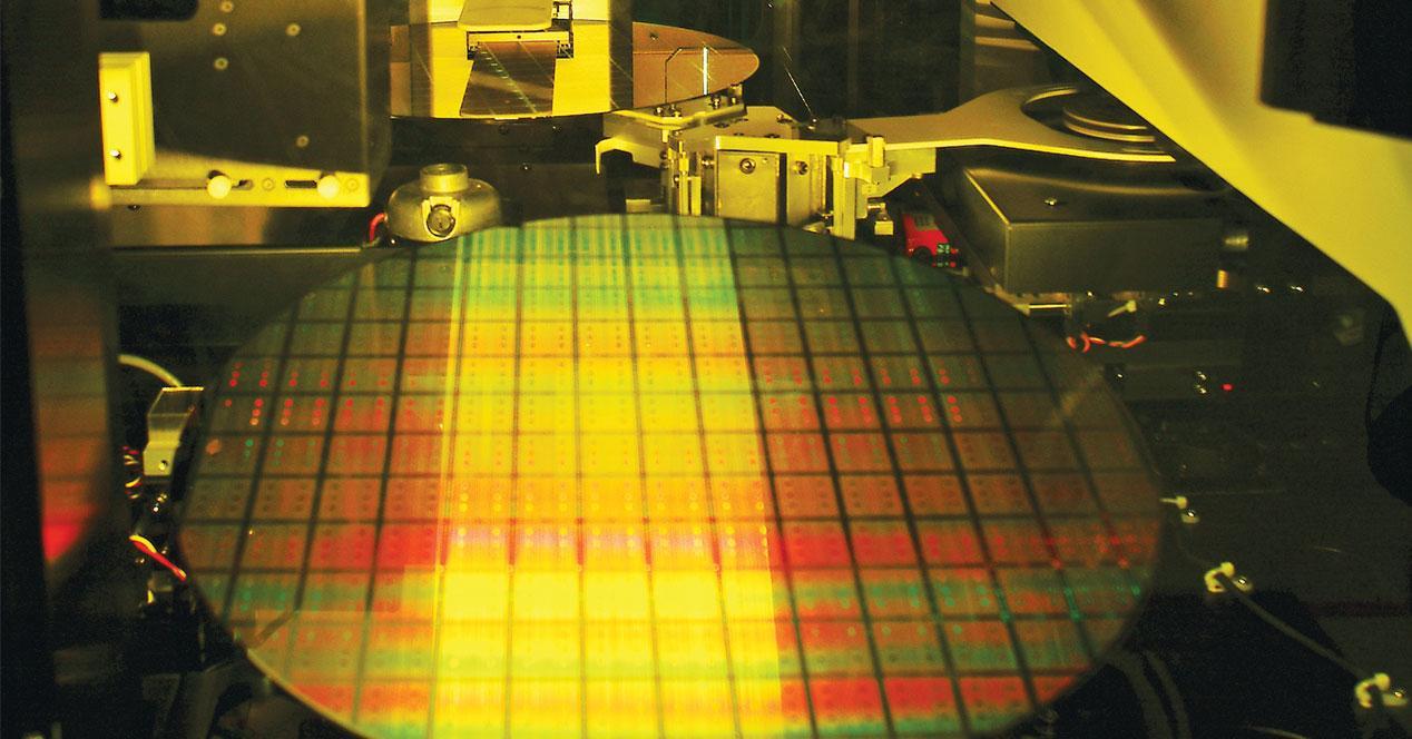 fabricar CPU