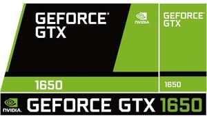 Se filtran las frecuencias de la NVIDIA GTX 1650 y del Intel Core i7 9750H para portátiles