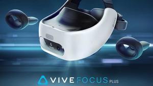 HTC Vive Focus Plus: nuevas gafas de RV con pantalla AMOLED 3K