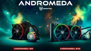 Nfortec renueva todas su gama de ventiladores y disipadores: Andromeda, Oberon, Centaurus