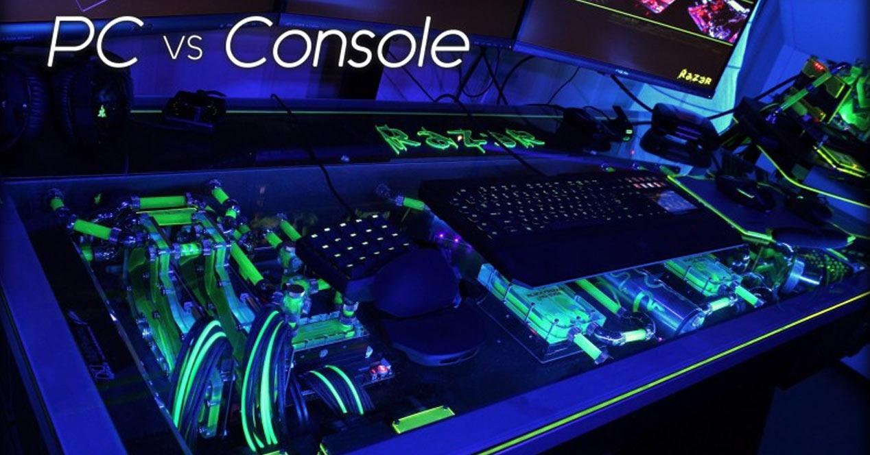 PC vs consola
