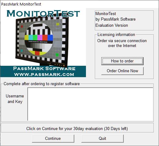 PassMark Monitor Test: qué es y cómo usarlo para detectar