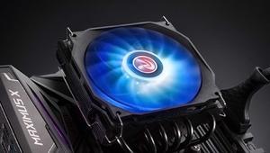 Raijintek lanza Aeolus, su primer ventilador SLIM con RGB y PWM