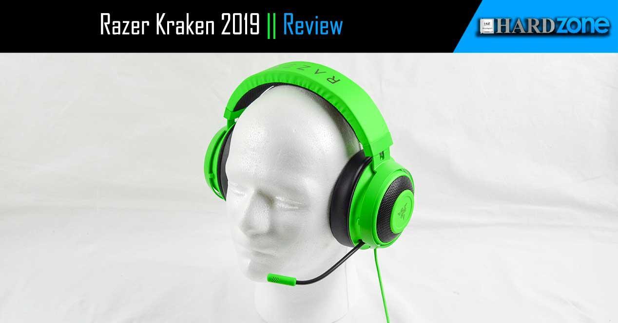 Razer Kraken 2019 Review
