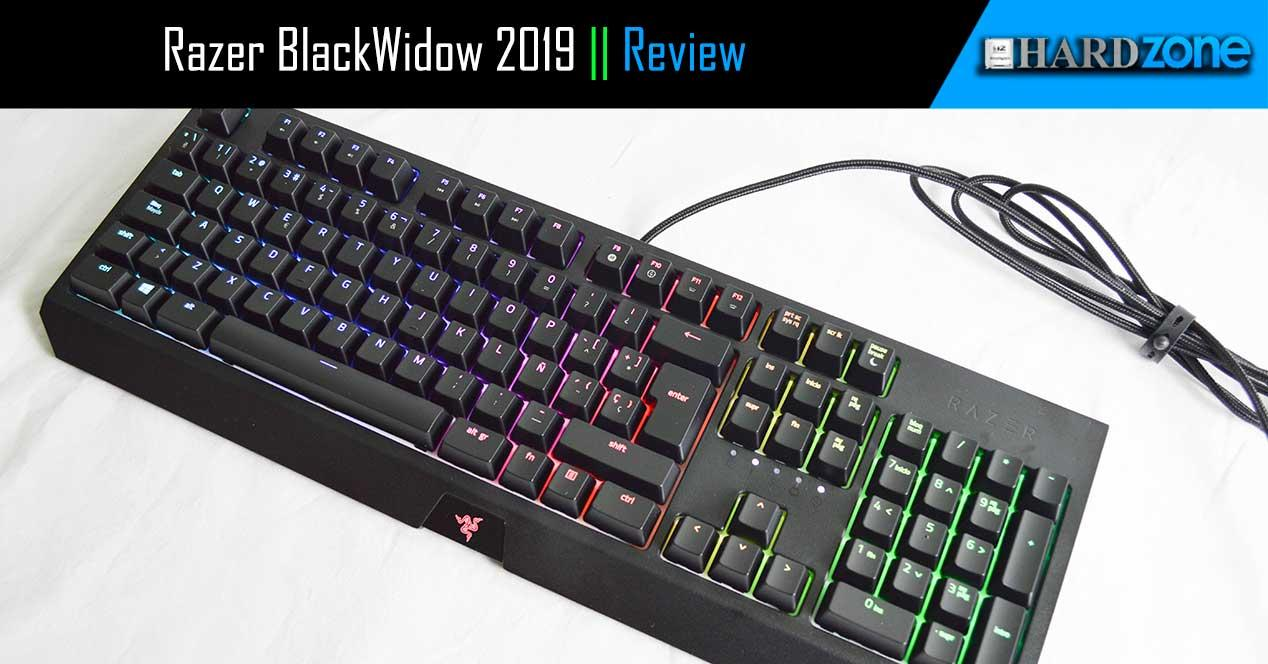 Review Razer BlackWidow 2019