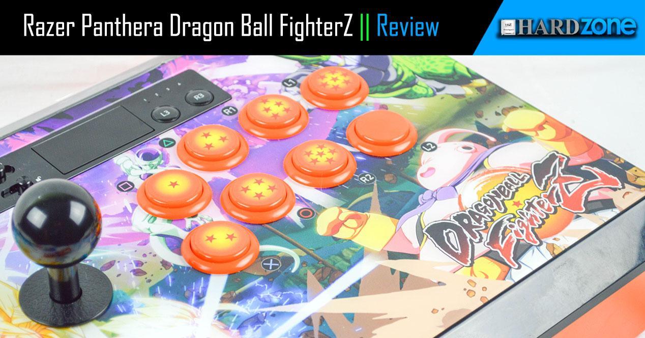 Review Razer Panthera Dragon Ball FighterZ Edition