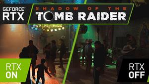Así rinde y mejora Shadow of the Tomb Raider con RTX y DLSS