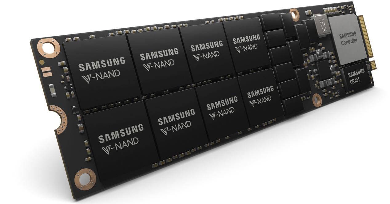 SSD 8 TB