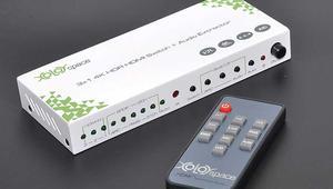 Añade más puertos HDMI a tu monitor o televisión con estos switches HDMI 4K