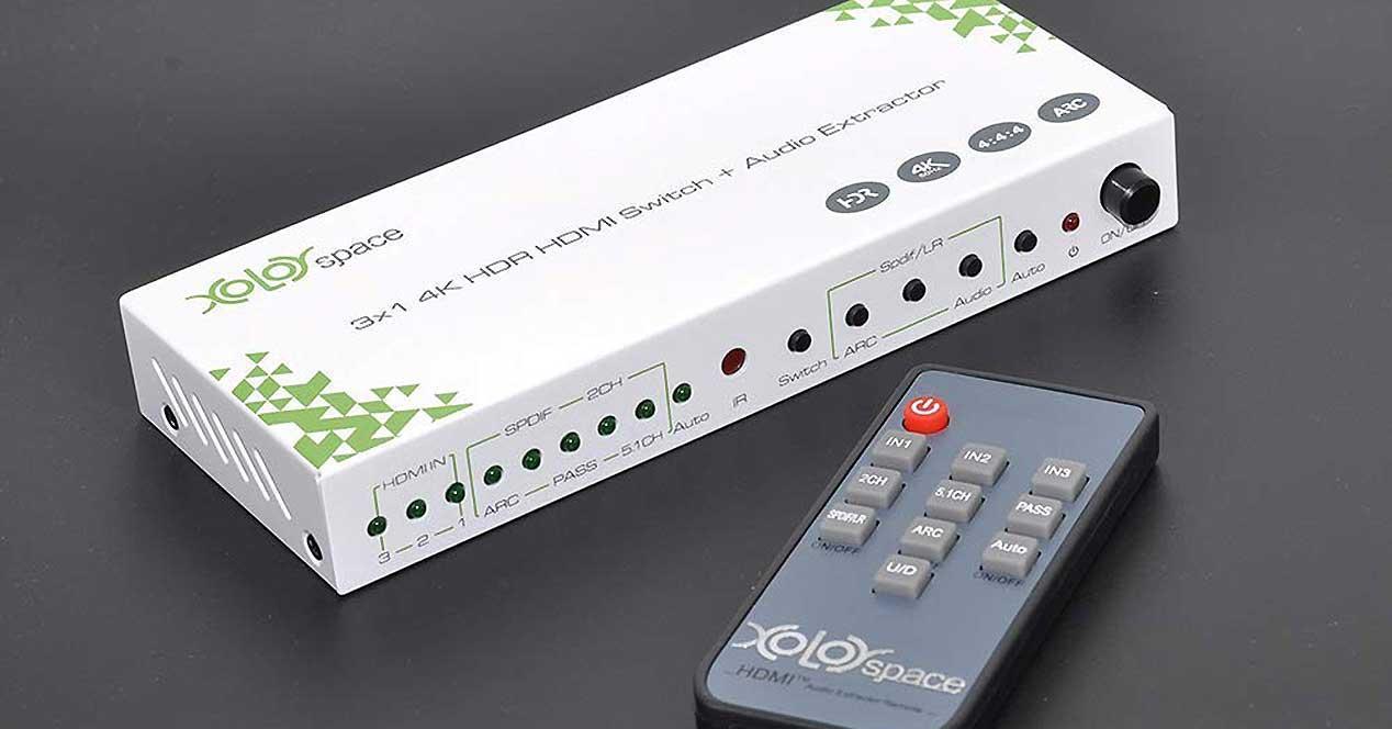 Switch-HDMI-4K