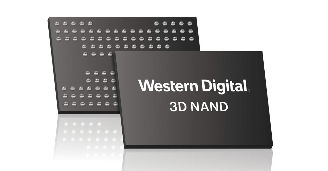 memoria NAND Flash