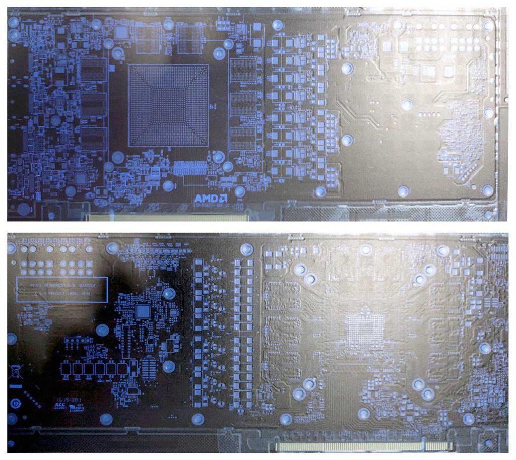 AMD-Navi-PCB