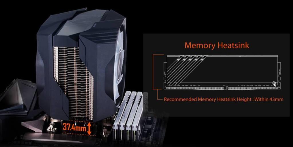 AORUS-ATC800-RAM-Compatibility