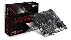 ASRock A320TM-ITX: nueva placa base para cajas mini-ITX delgadas