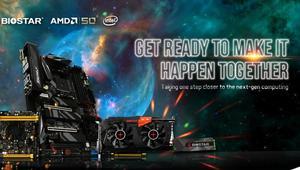 Las primeras placas base para AMD Ryzen 3000 llegarán en la Computex: así es la Biostar X570 Racing