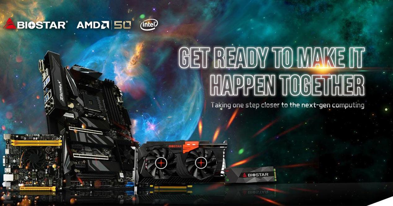 AMD Ryzen 3000 BIOSTAR