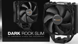 Be Quiet! Dark Rock Slim: disipador pequeño para TDP de hasta 180 vatios