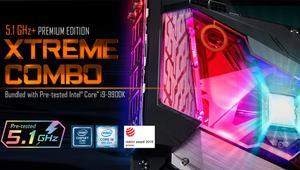 GIGABYTE Z390 AORUS EXTREME WATERFORCE 5G: nuevo pack de placa con i9-9900K a 5,1 GHz en todos los núcleos