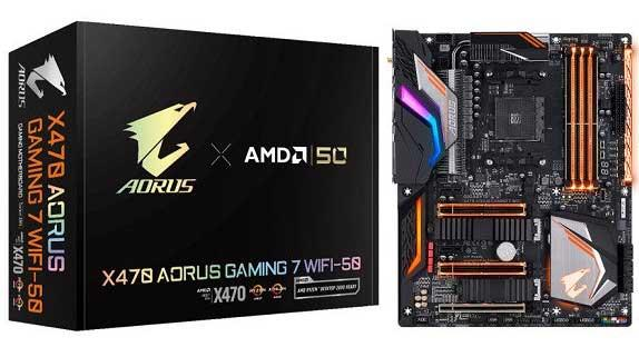 Gigabyte-X470-Aorus-Gaming-7-WiFi-50th-Anniversary-2
