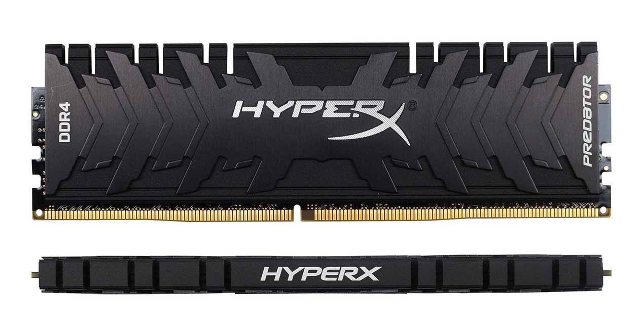 Ver noticia 'HyperX Predator DDR4 4266 MHz y 4600 MHz: sus memorias RAM más rápidas para gaming'
