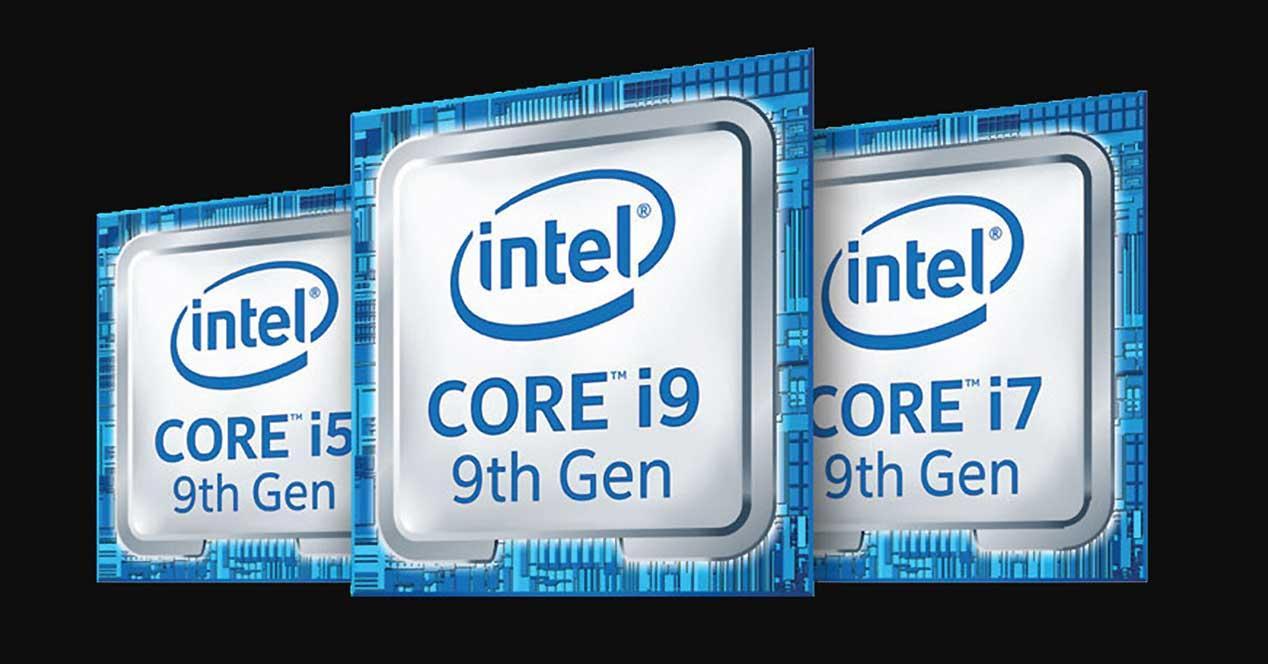 Intel-9-gen