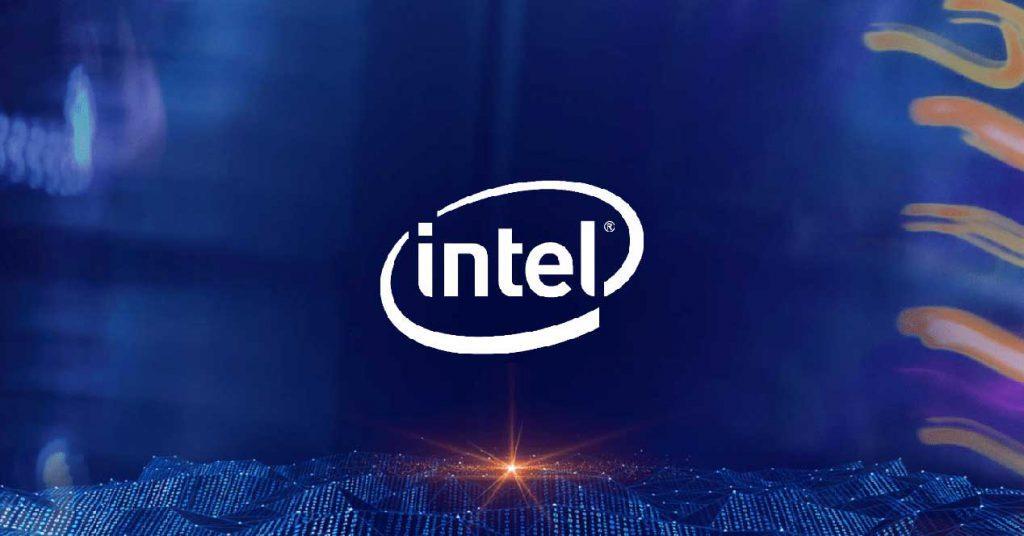 Intel-Logo-Dreiecke