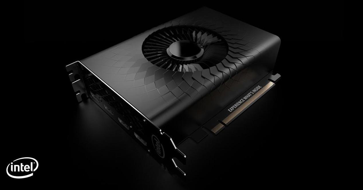 Intel tarjeta gráfica