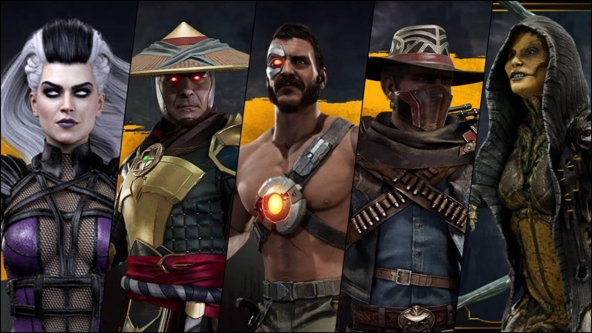 Mortal Kombat 11 2