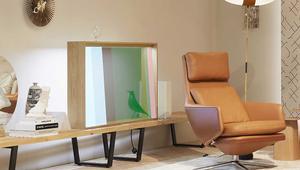 Este nuevo panel OLED transparente puede ser una revolución para las televisiones