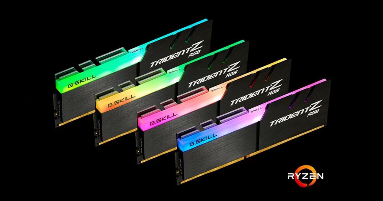 RAM AMD Ryzen 2000