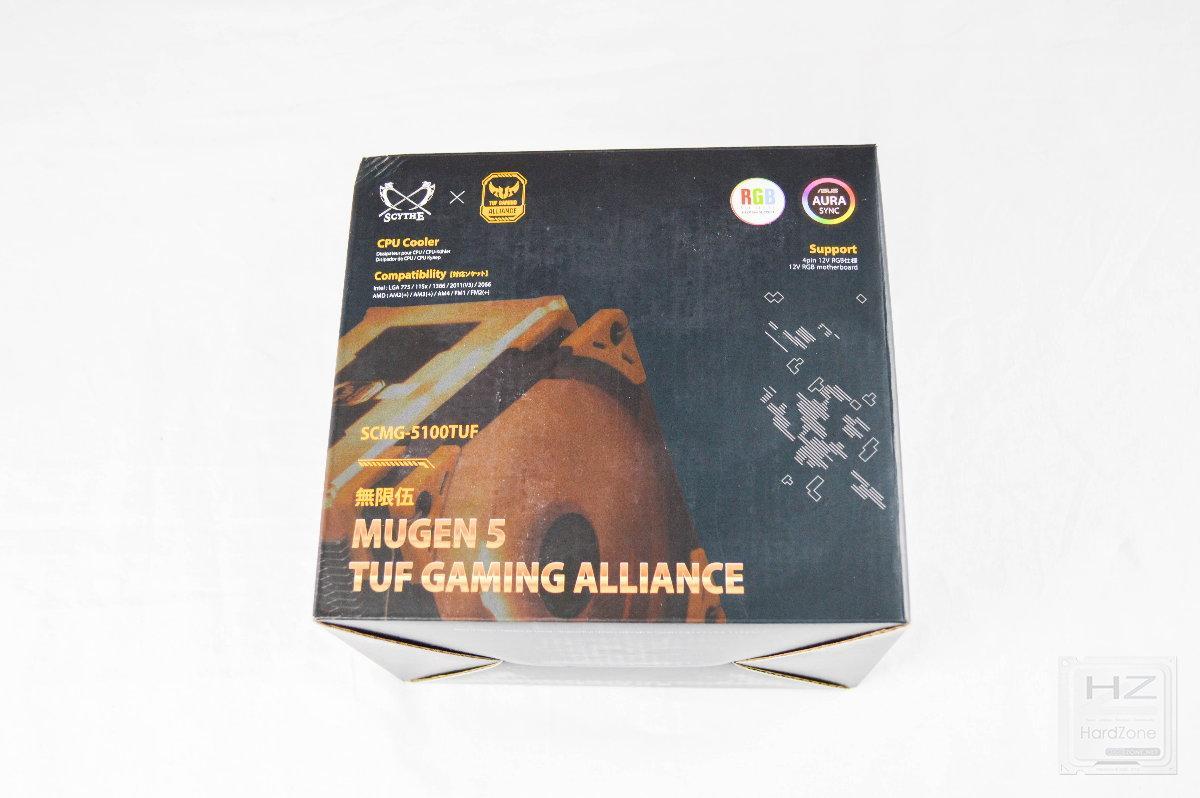 Review Scythe Mugen 5 TUF Alliance - Review 1