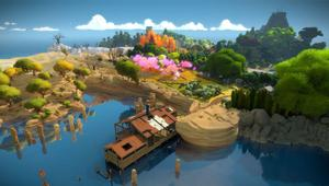 Descarga gratis The Witness desde la Epic Game Store