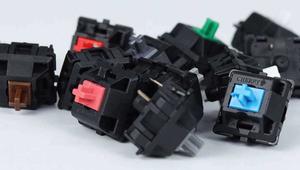 Interruptores para teclados mécanicos: diferencias entre Cherry MX, Razer, Kailh y más