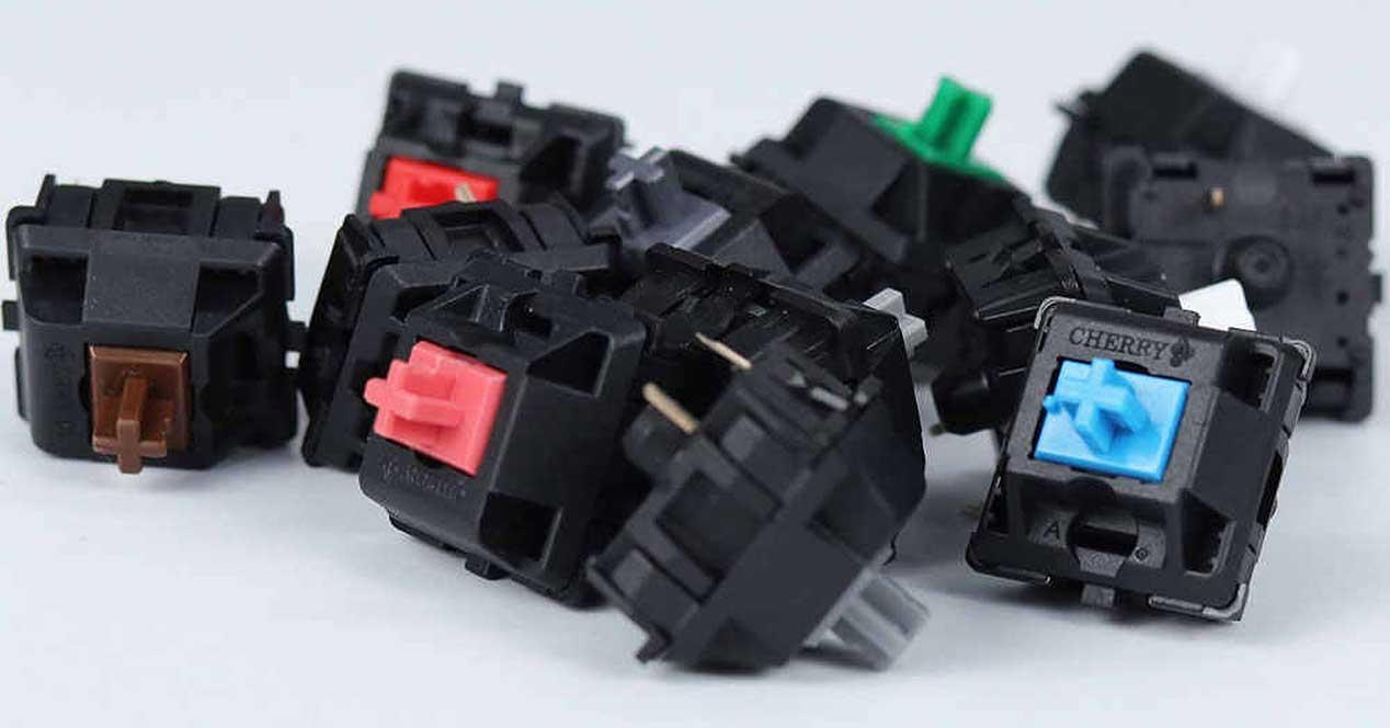 Tipos-de-switch-mecánicos