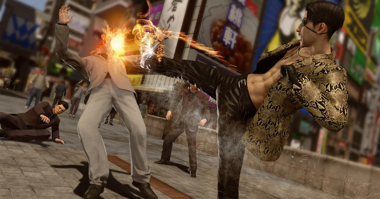 Yakuza Kiwami 2 requisitos