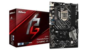 ASRock Z390 Phantom Gaming 4S: nueva placa base barata con soporte para el i9-9900K