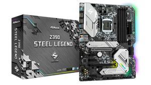 ASRock Z390 Steel Legend: nueva placa base con disipadores de aluminio y RGB