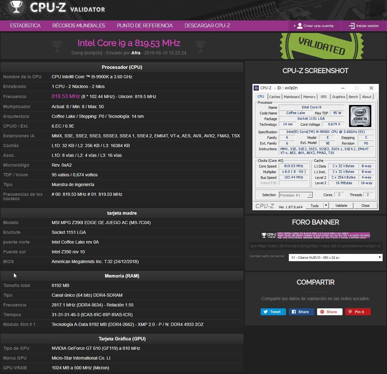 ADATA-Spectrix-CPU-Z