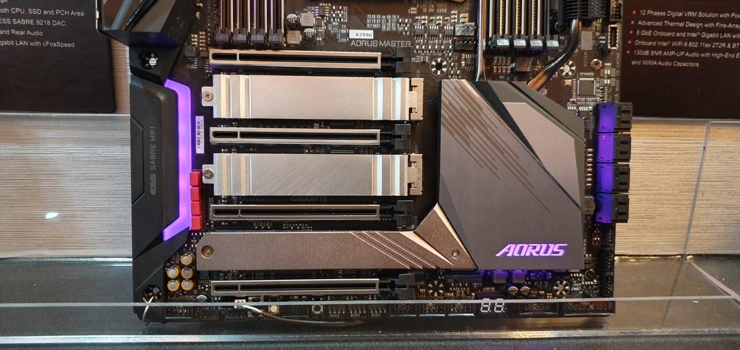 AORUS X299G Master 3