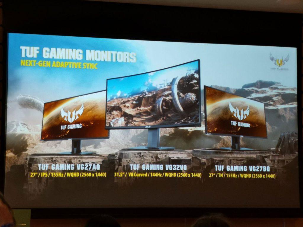 ASUS TUF Gaming 1440p - Presentación Computex 1