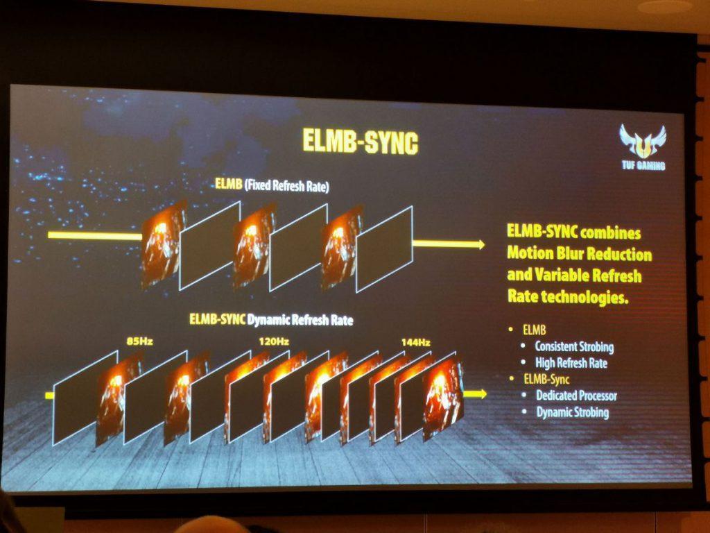 ASUS TUF Gaming 1440p - Presentación Computex 2