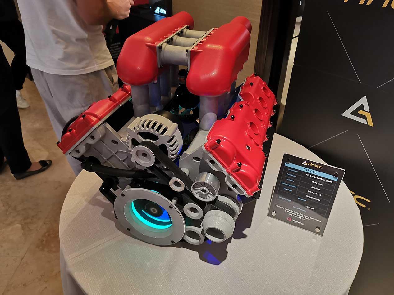 Antec-GTR