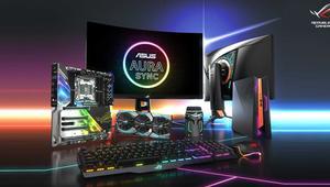 ASUS AURA Sync: cómo instalar y configurar el software de iluminación RGB