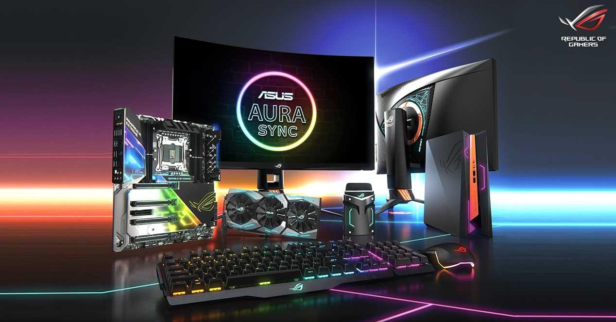 Ver noticia 'ASUS AURA Sync: cómo instalar y configurar el software de iluminación RGB'