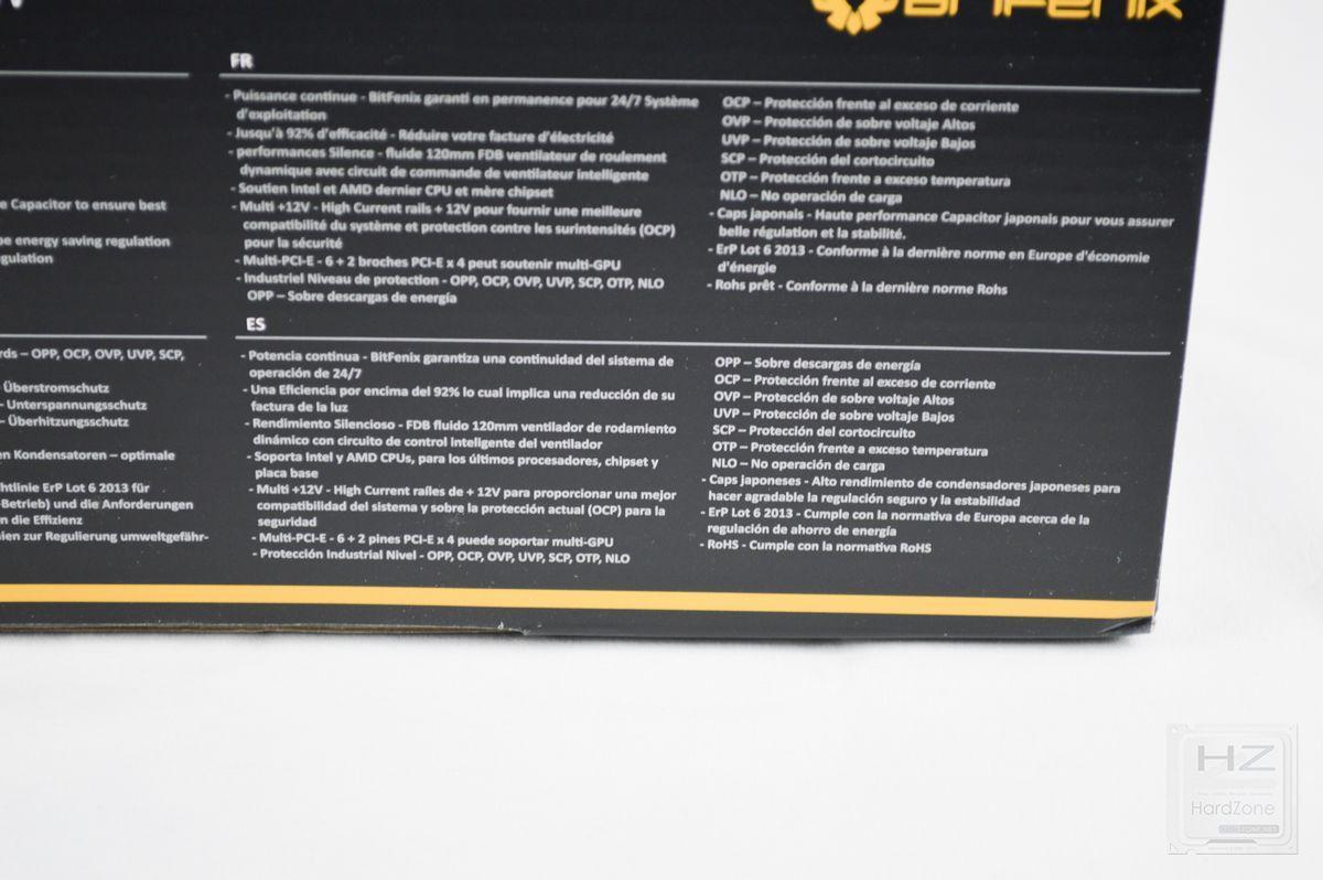 BitFenix Formula Gold (650W) - Review 2