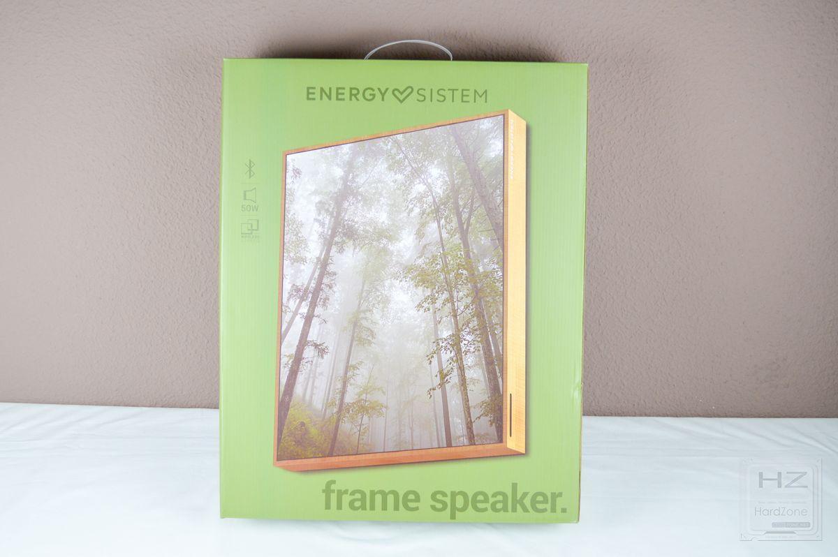 Energy Sistem Frame Speaker Forest - Review 1