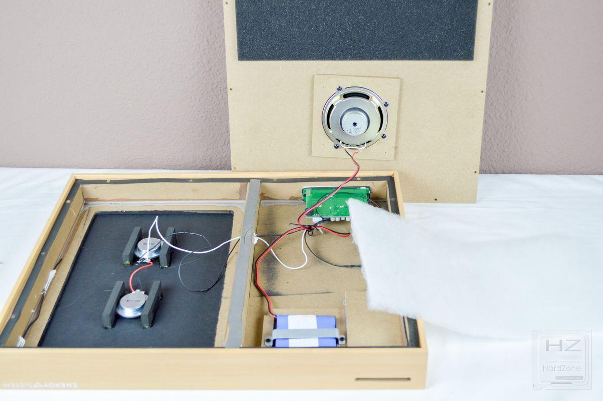 Energy Sistem Frame Speaker Forest - Review 14