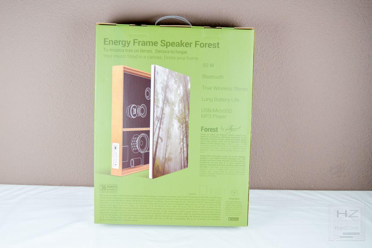 Energy Sistem Frame Speaker Forest - Review 2